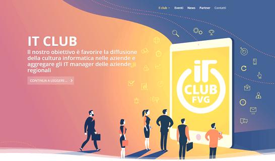 itclub portfolio